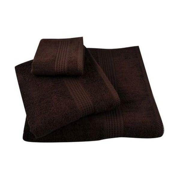 Ręcznik Filip 50x90 cm, brown