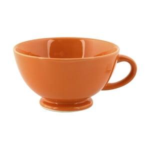 Kubek Jumbo Cappuccino, pomarańczowy