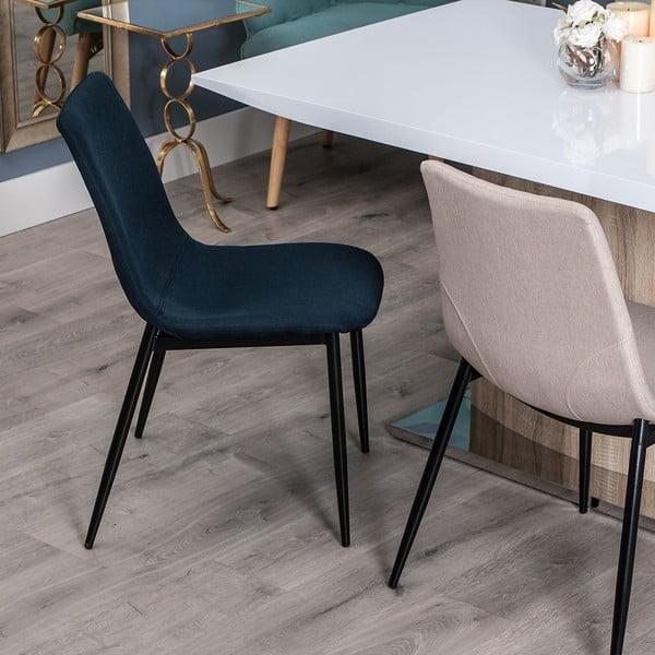 Krzesło Simplicity, granatowe