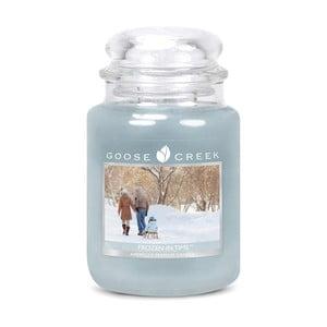Świeczka zapachowa w szklanym pojemniku Goose Creek Frozen In Time, 0,68 kg