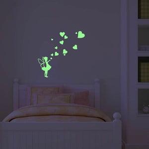 Naklejka świecąca w ciemności Ambiance Little Fairy Tale