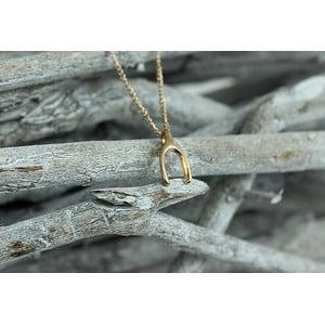 Naszyjnik Wishbone