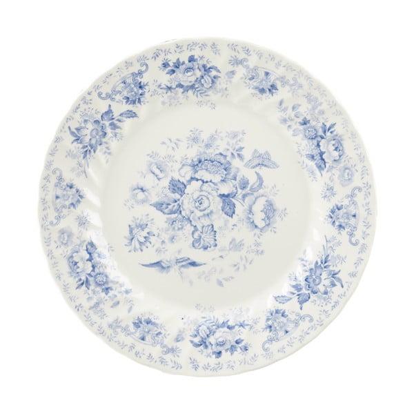 Talerz Oriental Garden Blue, 25 cm