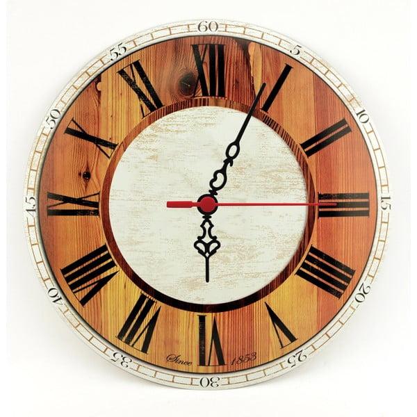 Zegar ścienny 1853, 30 cm
