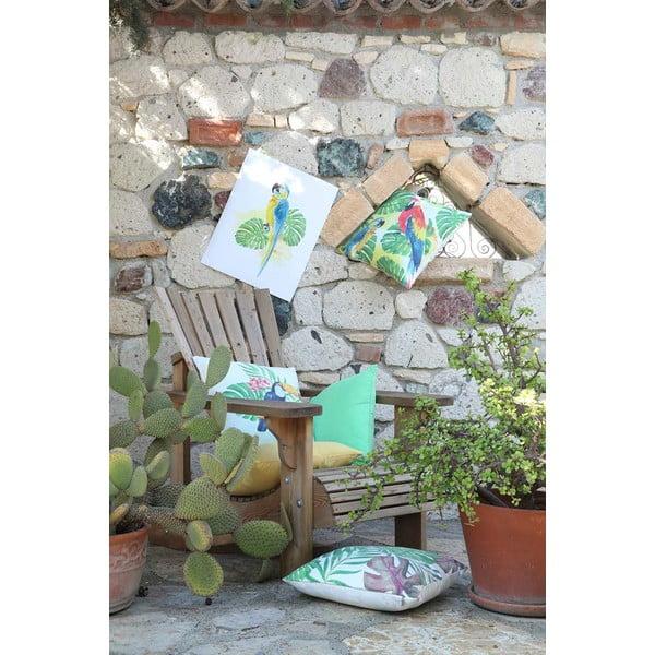 Poszewka na poduszkę Denise 40x40 cm, zielona