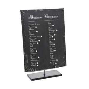 """Tablica """"lista zakupów"""" Memo Courses"""