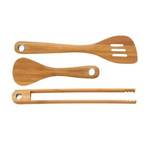 Zestaw bambusowych przyborów kuchennych