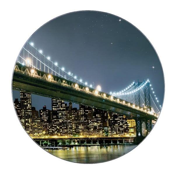 Szklana podstawka pod garnek Wenko Brooklyn Bridge