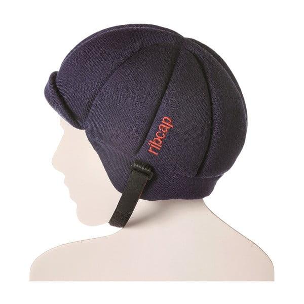 Granatowa czapka ochronna Ribcap Jackson, L