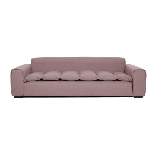 Sofa trzyosobowa VIVONITA Cloud Light Red