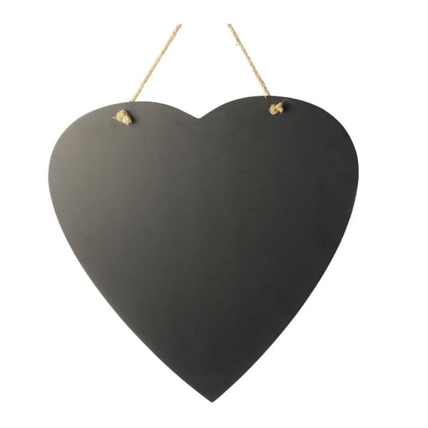 Tablica Black Heart