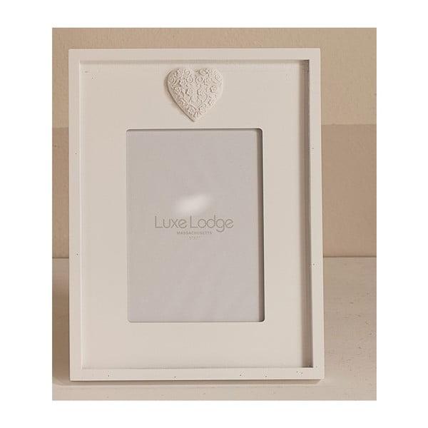 Ramka na zdjęcia Bianco, 10x15 cm
