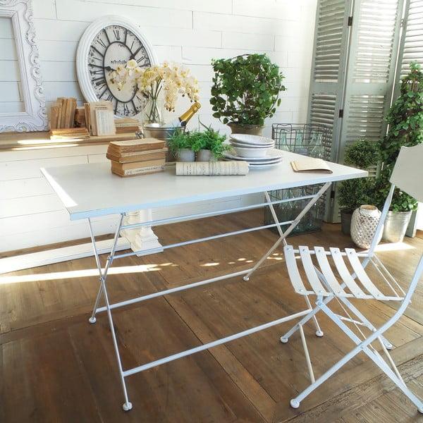 Stolik składany White Garden XL