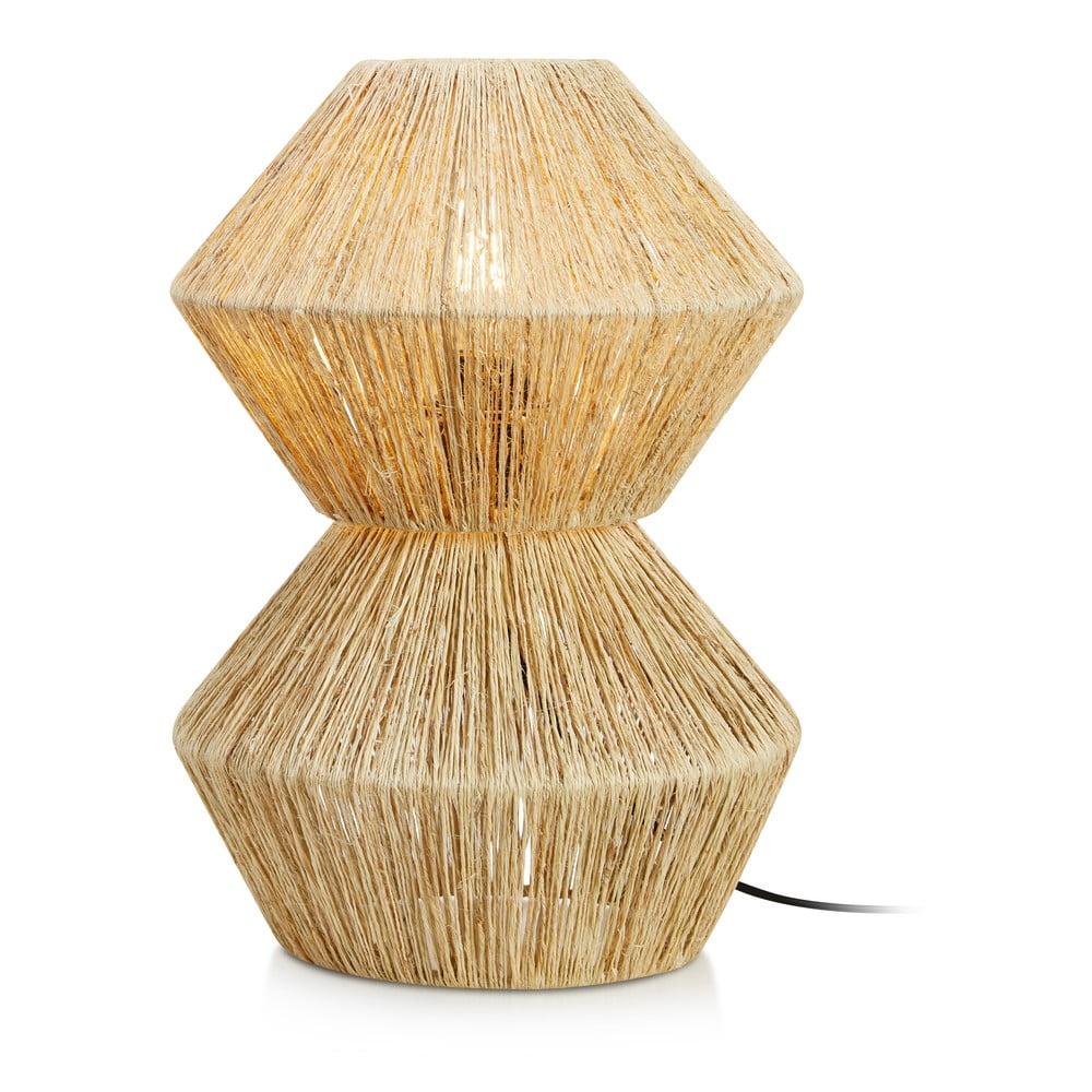 Lampa stołowa Markslöjd Straw Table 1L Nature