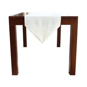 Bieżnik Cream, 45x175 cm