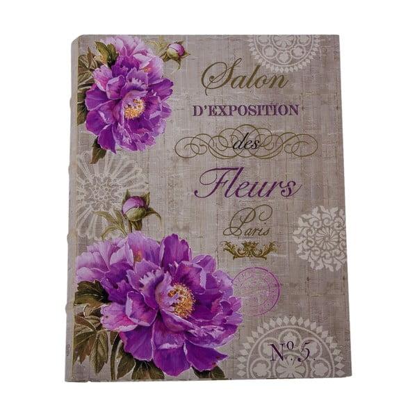Zestaw 3 pudełek Garden Book