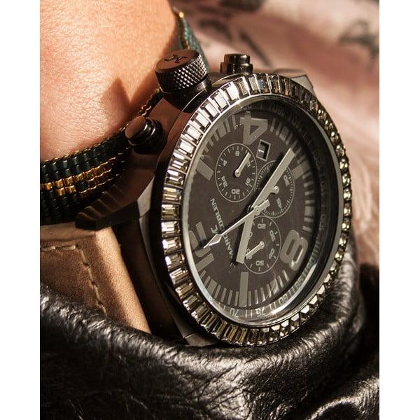 Zegarek damski Marc Coblen z dodatkowym paskiem i obręczą P66