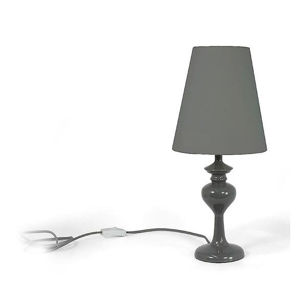 Lampa stołowa Abat Grigia