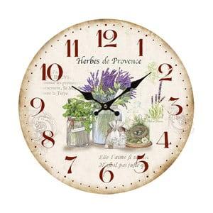 Zegar ścienny Bolzonella Lavanda