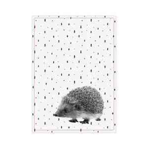 Ścierka kuchenna Present Time Hedgehog