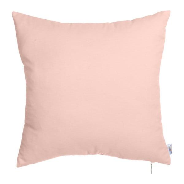Poszewka na poduszkę Denise 40x40 cm, brzoskwiniowa