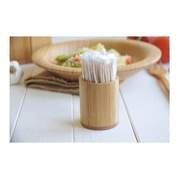 Bambusowy pojemnik na wykałaczki Bambum Shiga