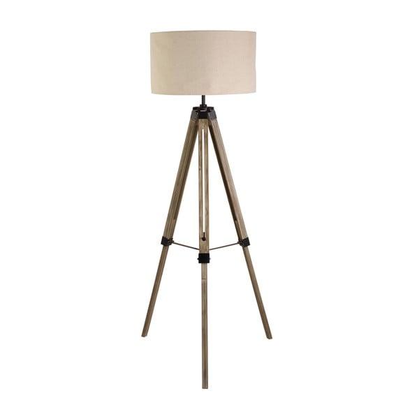 Lampa stojąca Searchlight Tripod, beżowa