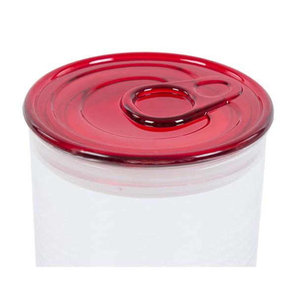 Pojemnik Kaleidos 10,5x16 cm, czerwony