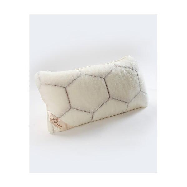 Poduszka wełniana Royal Dream Cashmere He, 40x70 cm
