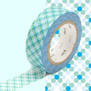 Taśma dekoracyjna washi Obor Dot Water