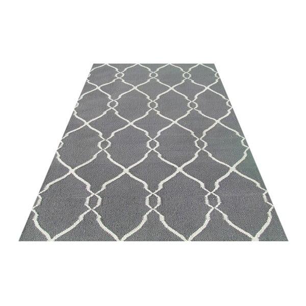 Ręcznie tkany dywan Kilim JP 11181 Grey, 90x150 cm