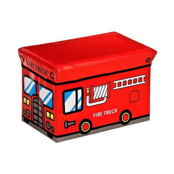 Pudełko dziecięce Premier Housewares Fire Truck