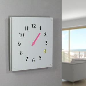 Zegar Wall Clock, szary