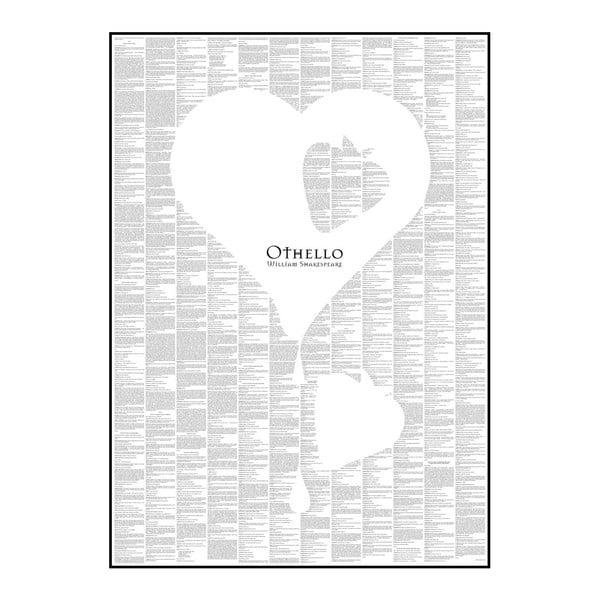 "Plakat ""Otello"", 50x70 cm"