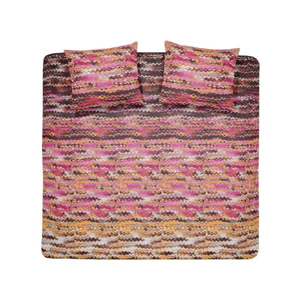 Pościel Valverde Pink, 240x200 cm
