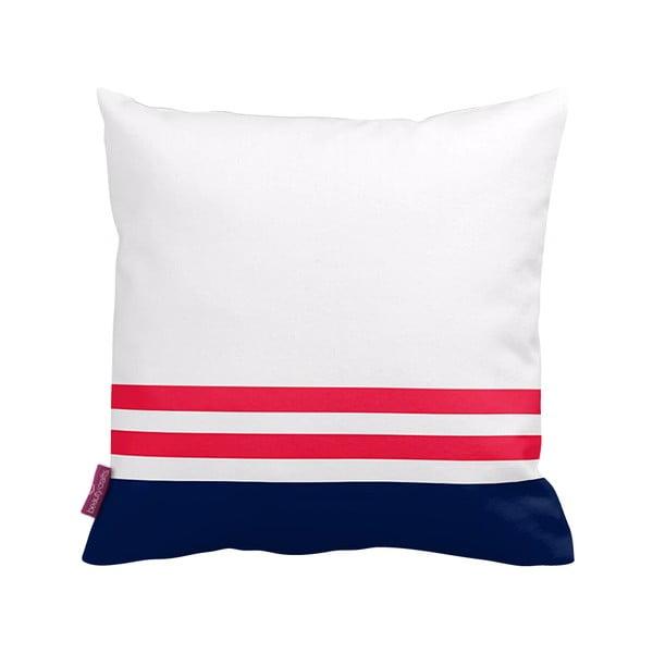 Poduszka White Sailor, 43x43 cm