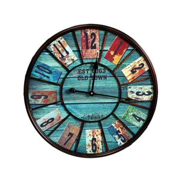 Zegar naścienny Bluebood, 58 cm