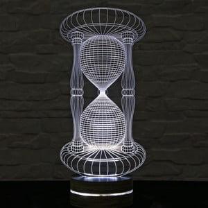 Lampa 3D stołowa Time