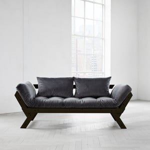 Wielofunkcyjna sofa Karup Bebop Black/Velvet Gray