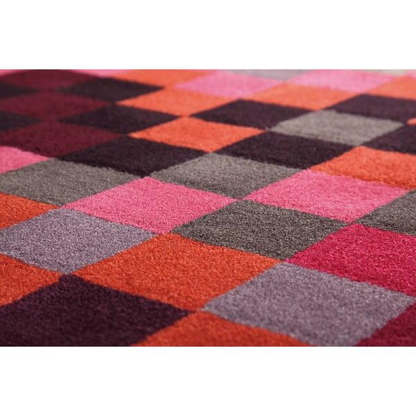 Dywan Pixel Pink 90x160 cm