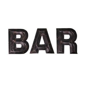 Dekoracyjny napis Antic Line Bar