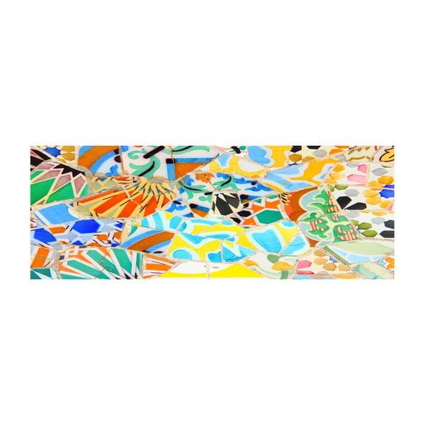 Winylowy dywan Trencadis Gaudi, 66x180 cm