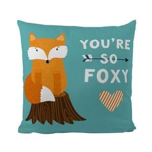 Poduszka So Foxy, 50x50 cm