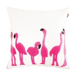 Poduszka Domarex Zoo Flamingo, 45x45 cm