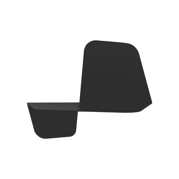 Czerwona półka ścienna MEME Design Flap, 42cm