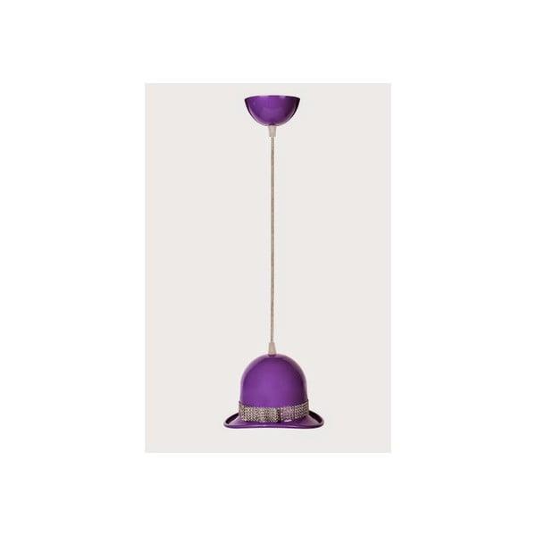 Lampa sufitowa Woman Hat Lilac