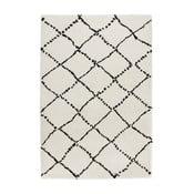 Czarno-biały dywan Mint Rugs Allure Ronno Black White, 160x230cm