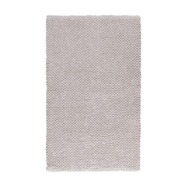 Dywanik łazienkowy Dotts Grey, 60x100 cm