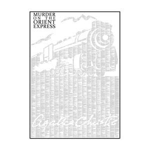 "Plakat ""Morderstwo w Orient Expressie"", 70x100 cm"