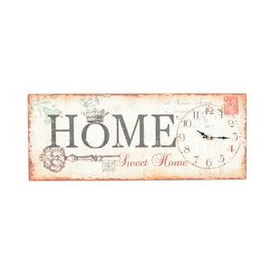 Zegar Sweet Home
